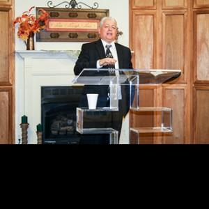 Pastor Terry Joseph