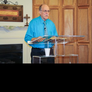 Pastor Richard Hampton