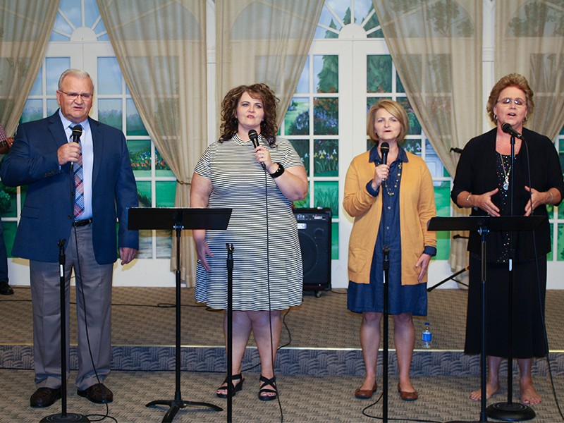 Blessed Hope Singers