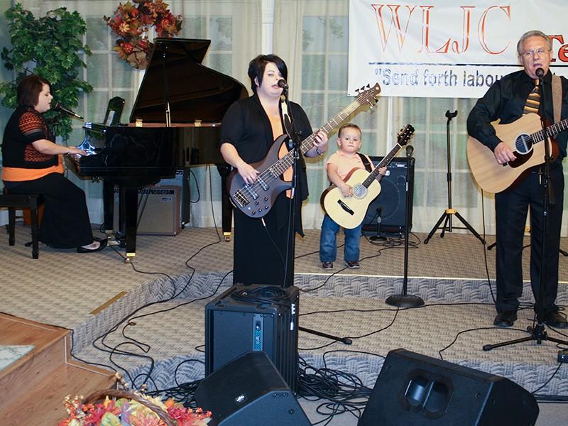 Russell Murphy Band