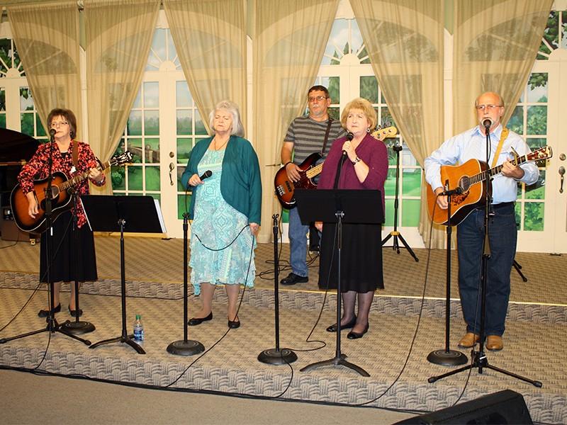The Praise Singers